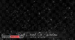 دانلود فوتیج بارش باران Rain