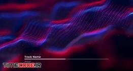 دانلود پروژه آماده افتر افکت : اکولایزر سه بعدی 3D Audio Waveform