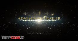 دانلود پروژه آماده افتر افکت : تریلر Adventure Trailer