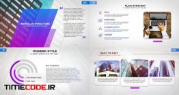 دانلود پروژه آماده افتر افکت : معرفی خدمات و محصولات Corporate Presentation
