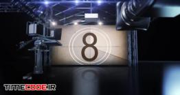 دانلود فوتیج شمارش معکوس Countdown Studio