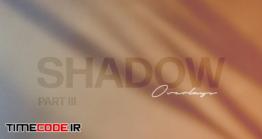 دانلود افکت سایه مخصوص روتوش عکس Shadow Photo Overlays
