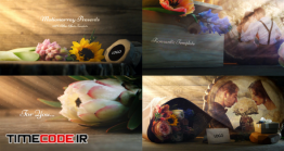 دانلود پروژه آماده افتر افکت : کلیپ عروسی Wedding, Love & Flowers