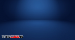 دانلود بک گراند گرادینت آبی Abstract Luxury Gradient Blue Background