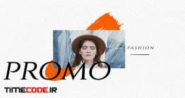 دانلود پروژه آماده افتر افکت : فشن و شو لباس Fashion Promo
