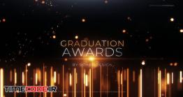 دانلود پروژه آماده افتر افکت : وله اعلام جوایز و کاندیدا Graduation Award Opener