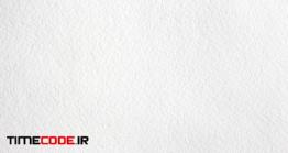 دانلود تکسچر کاغذ نقاشی White Background Of Watercolor Paper