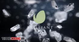 دانلود پروژه آماده : لوگو موشن الماس  Brilliant Logo