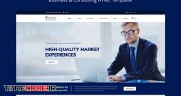 دانلود قالب HTML سایت شرکتی Charles- Business-Consulting HTML Template