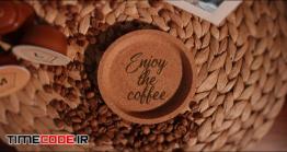 دانلود پروژه آماده افتر افکت : تیزر تبلیغاتی کافی شاپ و قهوه Coffee Slideshow Promo