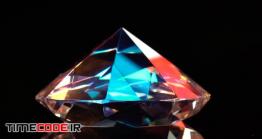 دانلود فوتیج الماس Diamond Shimmers