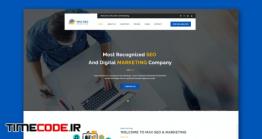 دانلود قالب HTML سایت سئو و مارکتینگ Max Seo – Seo & Marketing HTML Template