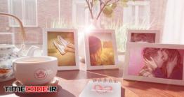 دانلود پروژه آماده افتر افکت : آلبوم عکس Morning Sunshine Slideshow