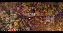 دانلود پروژه آماده افتر افکت : اسلایدشو پارالاکس Clean Slideshow