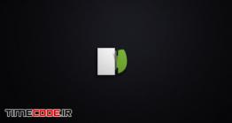 دانلود پروژه آماده افتر افکت : لوگو پارازیت Glitch Logo Reveal