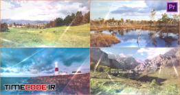 دانلود پروژه آماده پریمیر : اسلایدشو پارالاکس Parallax Slideshow