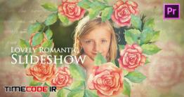 دانلود پروژه آماده پریمیر : اسلایدشو عاشقانه Romantic Lovely Slideshow For Premiere Pro