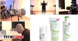 آموزش عکاسی از محصولات با زمینه سفید White background product photography