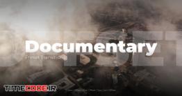 دانلود پریست پریمیر : ترنزیشن پارازیت Documentary Offset Transitions