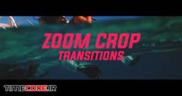 دانلود پریست زوم پریمیر Zoom Crop Presets